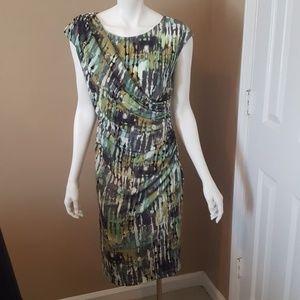 Front wrap Dress